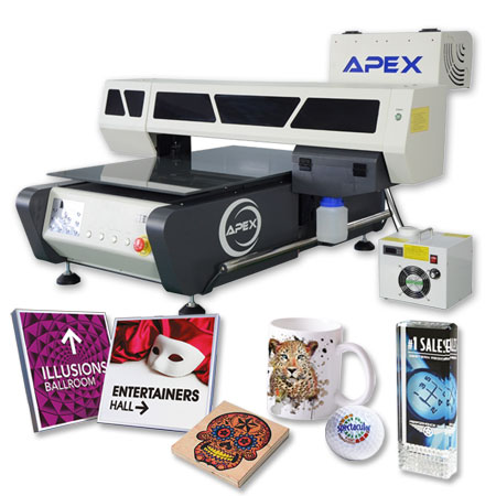 Impressora digital UV APEX 6090
